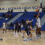 Boys Varsity Basketball beats J L Mann 63 – 48