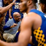 Boys Varsity Basketball falls to Huntington Prep 75 – 61