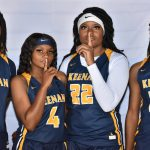 Girls Varsity Basketball beats Lower Richland 56 – 50