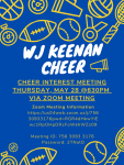 WJK Cheer Meeting