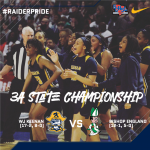 3A State Championship – March 5 @ 4:00 PM USC Aiken