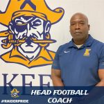 WJ Keenan Athletics Announces Ray McCleod as the New Head Football Coach