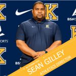 WJ Keenan Athletics Announces Sean Gilley as our new Athletics Director