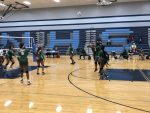 Girls Varsity Volleyball falls to Newberry 3 – 0