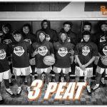 Varsity Boys Win Region 6-AAAAAA Title