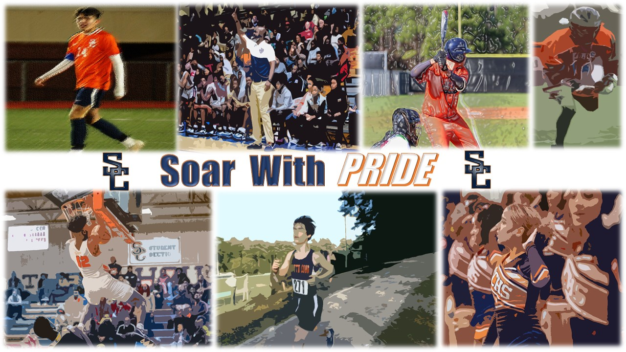 Soar With PRIDE