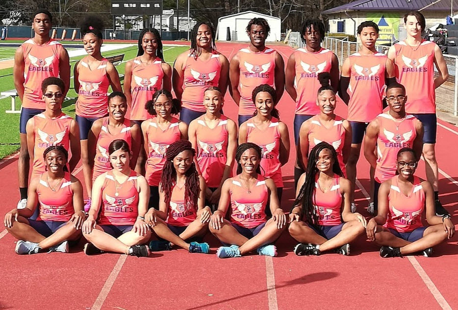 2021 South Cobb Track Teams