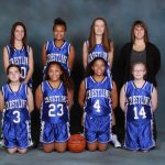 2016-2017 8th Grade Girls Basketball