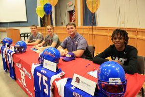 2016 Hays Rebels Football Signing Day