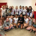 Rebel Volleyball finishes 3rd at Fraulein Volleyfest!