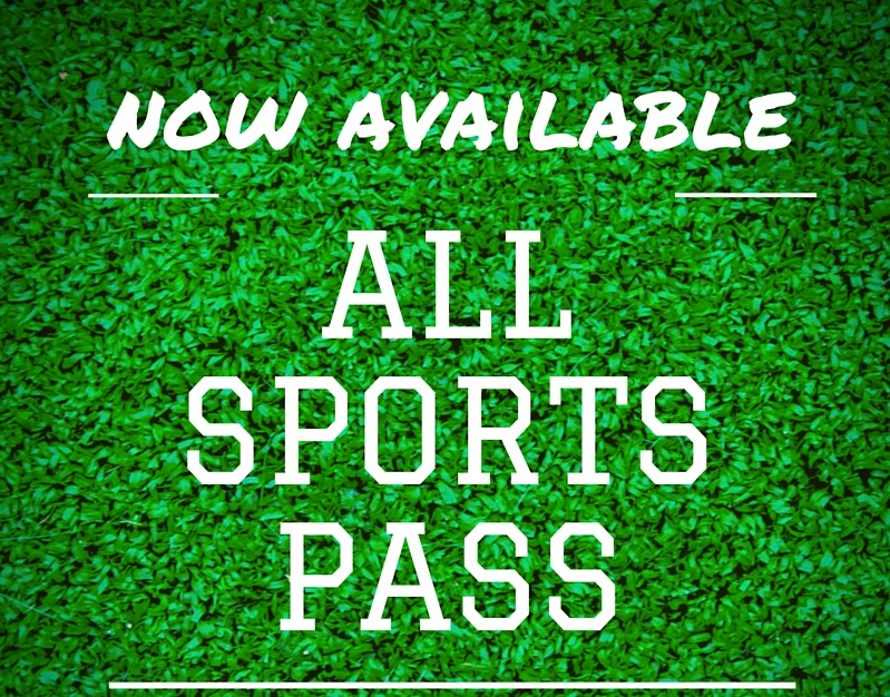 Introducing the ALL SPORTS PASS