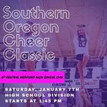Challenger Cheer Team at Local Competition This Weekend