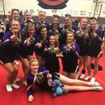 Challenger Cheer takes 1st Saturday – 3 for 3!