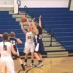 Cascade Christian High School Girls Varsity Basketball beat Horizon Christian High School 36-26