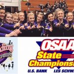 OSAA State Cheer Competition
