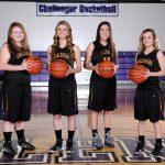 Senior Recognition Night for Basketball