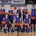 League Playoffs Boys' Basketball