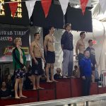 Scaglione Places 4th at OSAA 4A/3A/2A/1A State Swim Championships