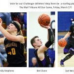Vote for your Challenger Athletes!