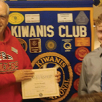 Trayson Weidman – March 2017 Kiwanis Student of the Month