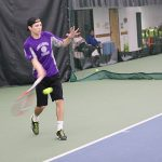 Cascade Christian High School Boys Varsity Tennis ties Hidden Valley High School 3-3