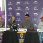 Four Cascade Christian Seniors Sign Letters of Intent