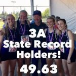 Challengers Break State Record!