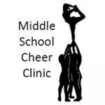 Challenger Cheer Middle School Clinic