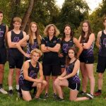 CCHS Cross Country at Districts