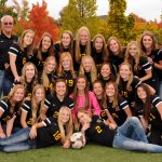 2017 Girls Soccer Team Photo