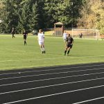 Boys Soccer Play off Game Vs. Catlin Gabel