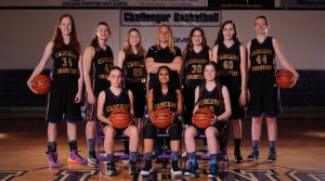 2018 Challenger Girls JV Basketball