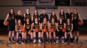 2018 Challenger Girls Varsity Basketball