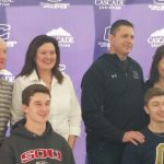 Schaan, local athletes sign on dotted line
