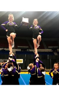 2018 OSAA State Cheer Competition