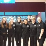 Girls' Bowling Place 5th at State