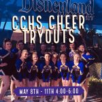 2018 CCHS Cheer Tryouts