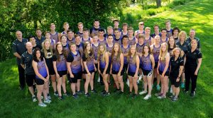 2018 Challenger Track & Field Team