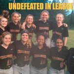 Challenger Softball brings in a Winning Season!