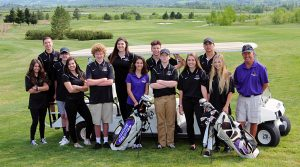 Boys and Girls Challenger Golf Teams 2018