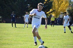Boys Soccer- CCA- 10/14