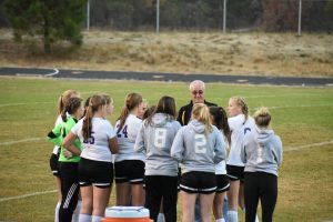 Girls Soccer vs IV- 10/17
