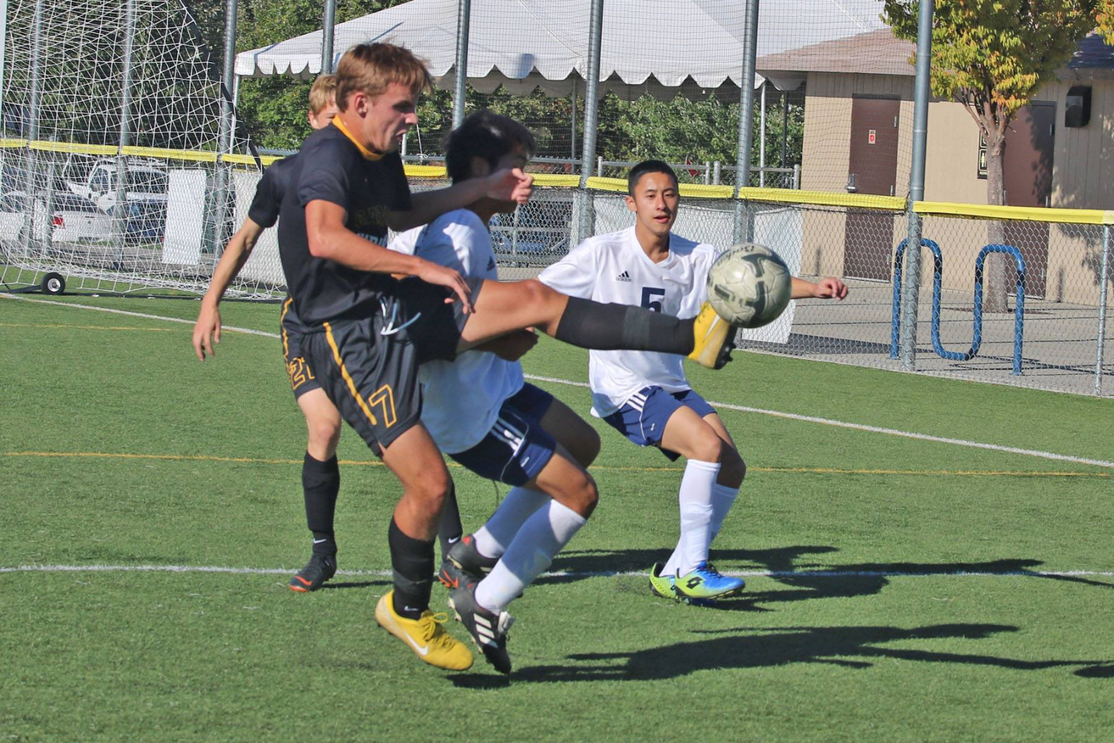 Boys Soccer: McCoy Receives All-State Recognition