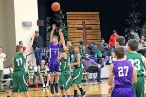 CCMS JV Boys Basketball