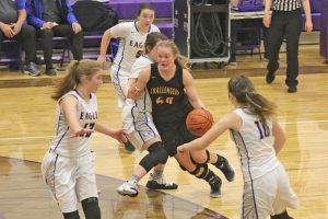 Challenger Girls Hoops At Christmas Classic