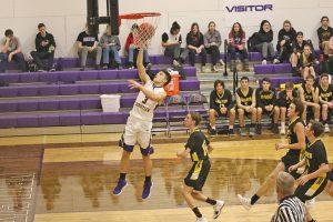 Boys Basketball vs Lancers- Jan. 11