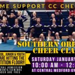 Cheer Squad Ready For SO Cheer Classic