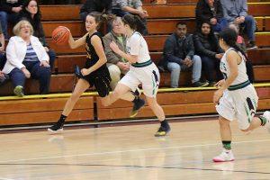 Cascade Girls Hoops vs St. Mary's