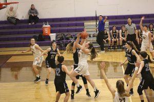 Girls Basketball vs Sutherlin 1/29/19
