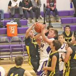 Lewis Leads Challenger Boys Over Lancers